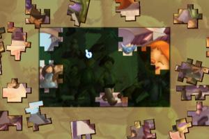 Pinocchio's Puzzle Screenshot