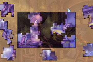 Pinocchio's Puzzle Screenshot