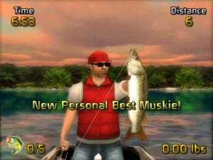 Big Bass Arcade Review - Screenshot 1 of 3
