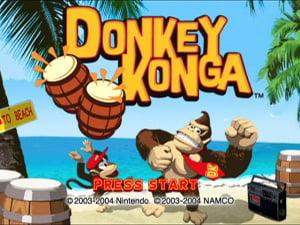 Donkey Konga Review - Screenshot 3 of 5