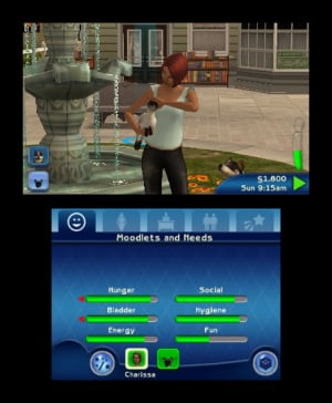 The Sims 3 Pets Review - Screenshot 2 of 5