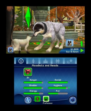 The Sims 3 Pets Review - Screenshot 1 of 6