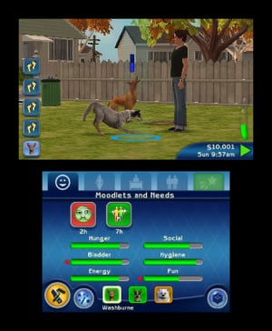 The Sims 3 Pets Review - Screenshot 5 of 6
