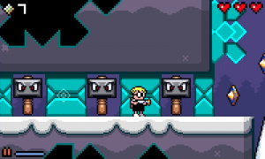Mutant Mudds Review - Screenshot 2 of 4
