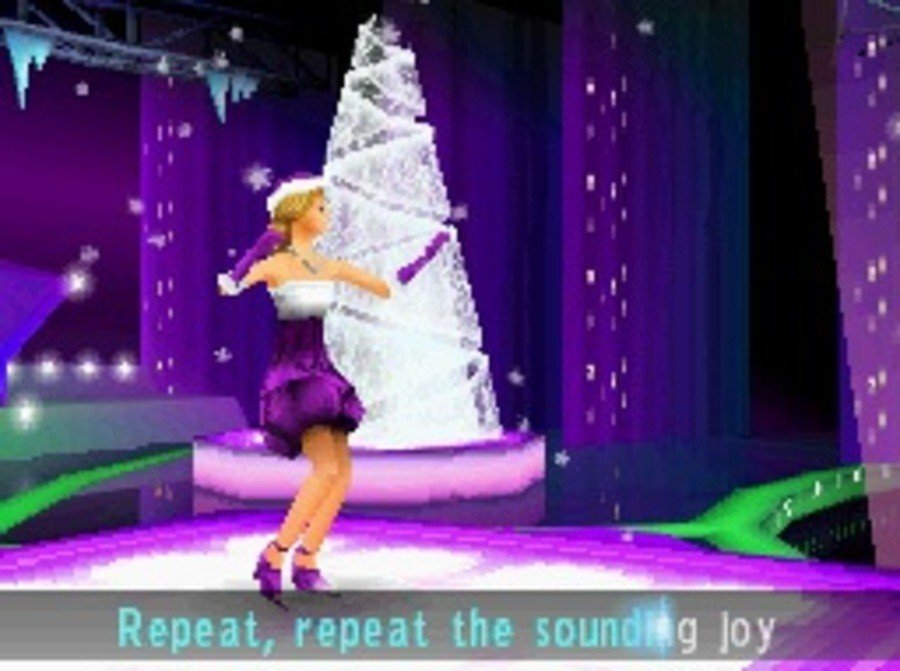 Just Sing! Christmas Vol. 3 Screenshot