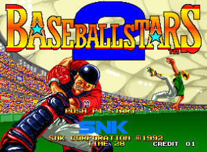 Baseball Stars 2 Review - Screenshot 1 of 2