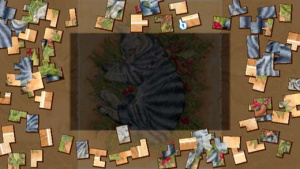 Xmas Puzzle Review - Screenshot 3 of 3