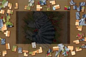 Xmas Puzzle Screenshot