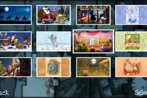 Xmas Puzzle Screenshot