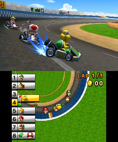 mario kart 7 3ds news reviews trailer screenshots. Black Bedroom Furniture Sets. Home Design Ideas