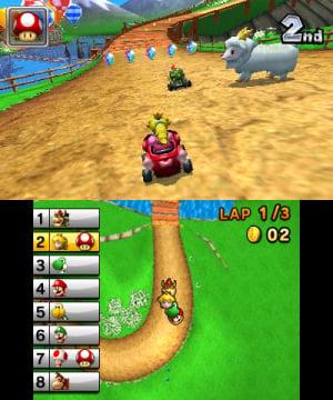 Mario Kart 7 Review - Screenshot 4 of 5
