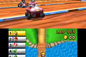 Mario Kart 7 Screenshot
