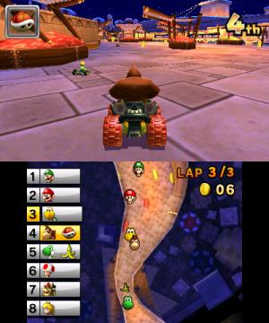 Mario Kart 7 Review - Screenshot 1 of 5