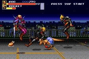 Streets of Rage 3 Screenshot