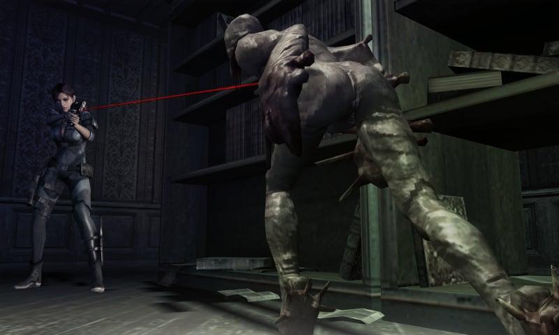 Resident Evil Revelations Screenshot