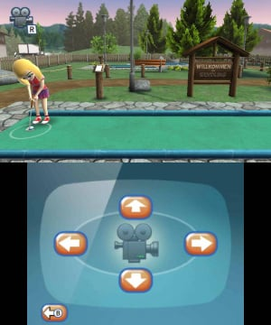 Fun! Fun! Minigolf TOUCH! Review - Screenshot 2 of 4