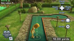 Fun! Fun! Minigolf TOUCH! Screenshot