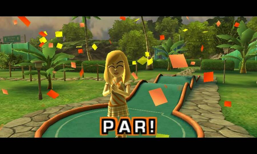 Fun! Fun! Minigolf TOUCH! Screenshot