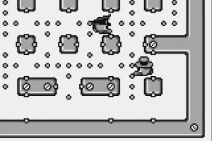 Lock 'N Chase Screenshot