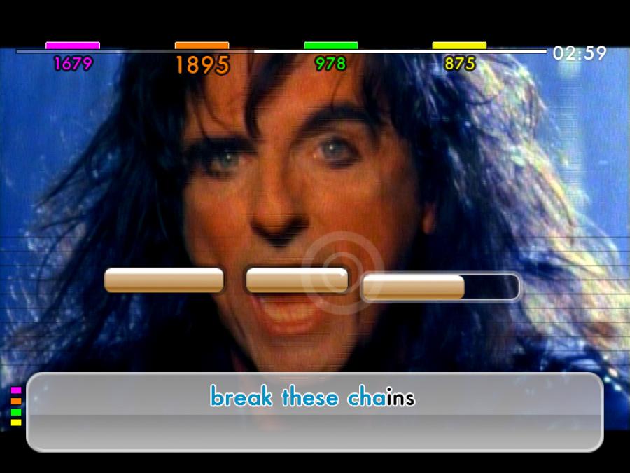 We Sing Rock Review - Screenshot 1 of 3