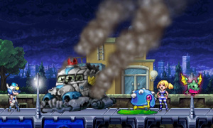 Mighty Switch Force! Review - Screenshot 2 of 4