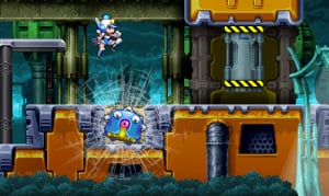 Mighty Switch Force! Review - Screenshot 1 of 4