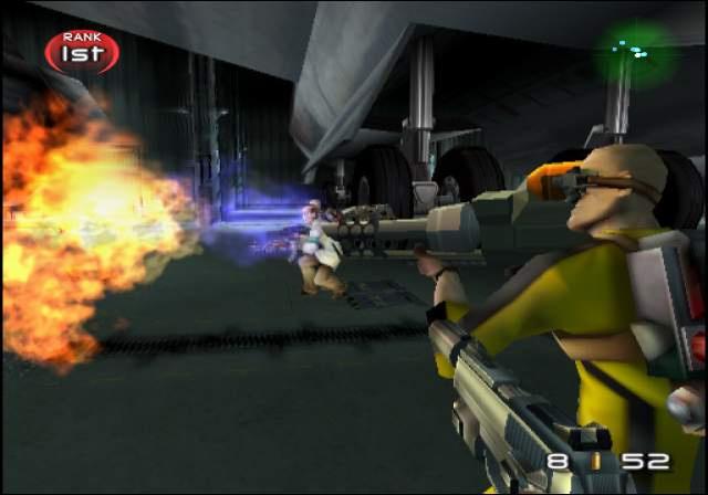 Timesplitters 2 Gcn Gamecube Screenshots