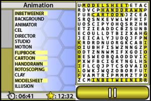 Word Searcher 4 Screenshot