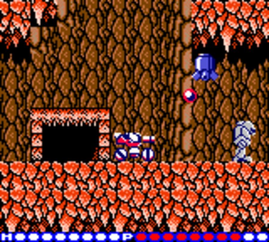 Blaster Master: Enemy Below Screenshot