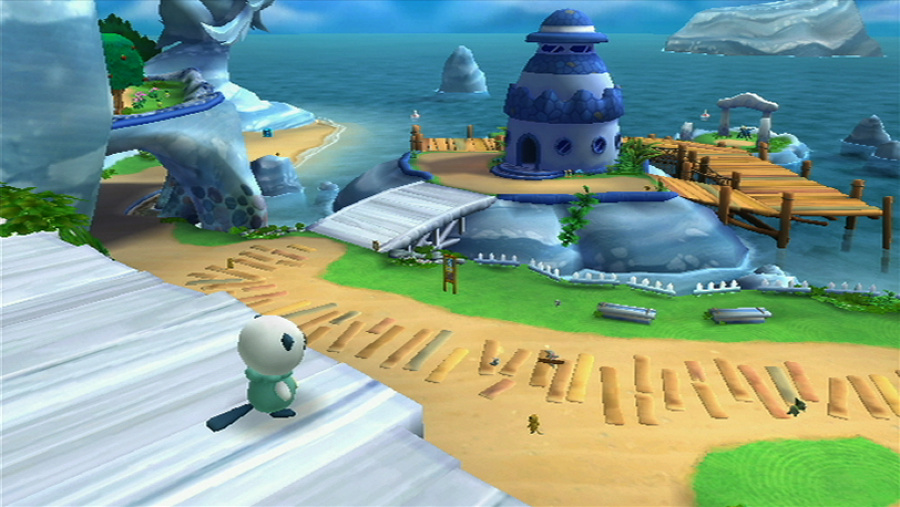 PokéPark 2: Wonders Beyond Review - Screenshot 1 of 3