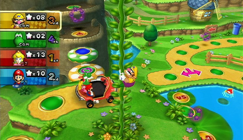 Mario Party 9 Screenshot