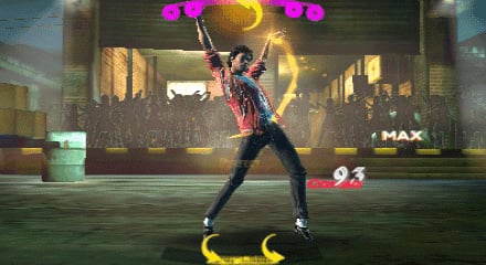 Michael Jackson: The Experience 3D Screenshot