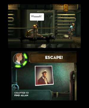 The Adventures of Tintin: The Secret of the Unicorn Review - Screenshot 3 of 3