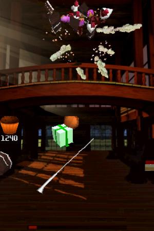Cake Ninja Review - Screenshot 1 of 2