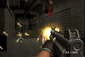 TimeSplitters Future Perfect Screenshot