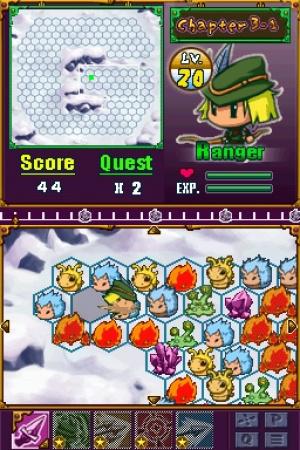 3 Heroes - Crystal Soul Review - Screenshot 2 of 2
