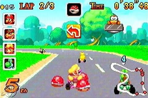 Mario Kart Super Circuit Review Wii U Eshop Gba Nintendo Life