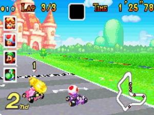 Mario Kart Super Circuit Review - Screenshot 2 of 4