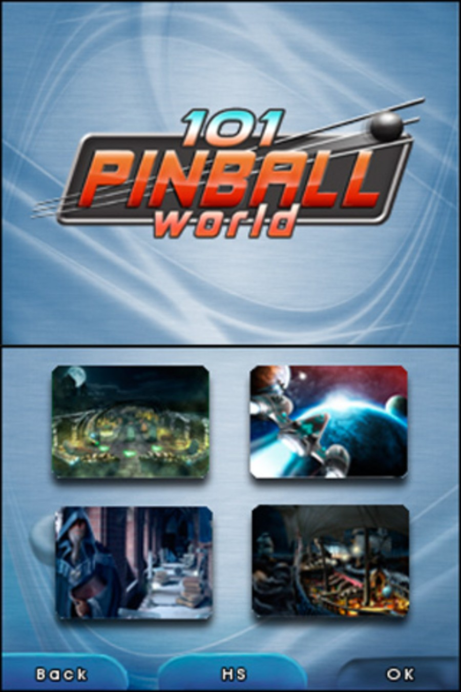 101 Pinball World Screenshot