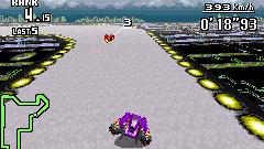 F-Zero Maximum Velocity Screenshot