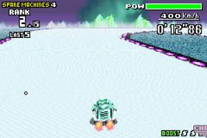 F-Zero Maximum Velocity Review - Screenshot 5 of 5