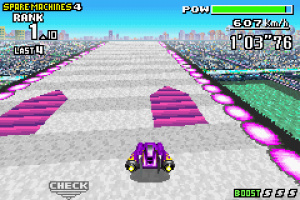 F-Zero Maximum Velocity Review - Screenshot 3 of 5
