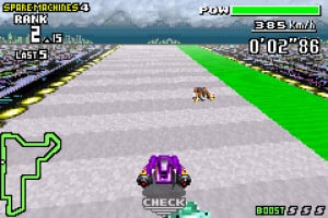 F-Zero Maximum Velocity Review - Screenshot 2 of 5