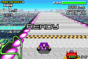 F-Zero Maximum Velocity Review - Screenshot 2 of 5