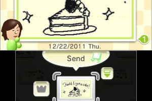 Nintendo Letter Box Screenshot