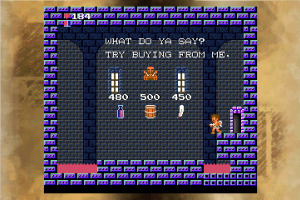 3D Classics: Kid Icarus Screenshot