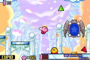 Kirby & The Amazing Mirror Review - Screenshot 1 of 4