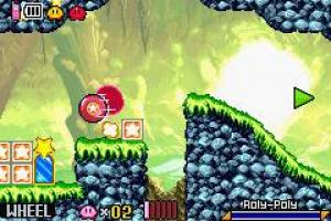 Kirby & The Amazing Mirror Screenshot