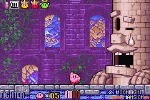 Kirby & The Amazing Mirror Review - Screenshot 2 of 4
