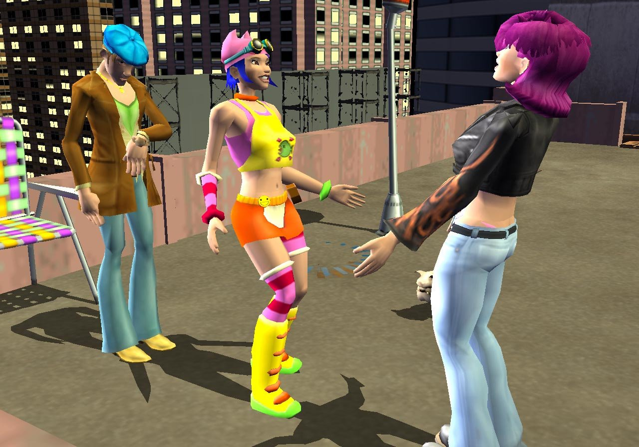 The Urbz Sims In The City Gcn Gamecube News Reviews